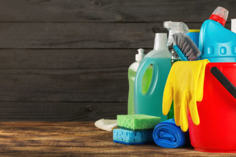 Spring cleaning: 7 fresh tips for making your home 'organized and healthy'