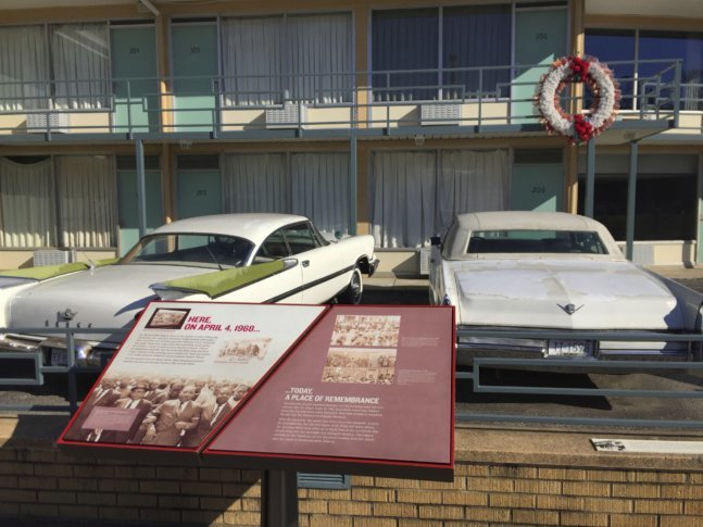 Visiting Memphis 50 Years After King S Assassination Wtop