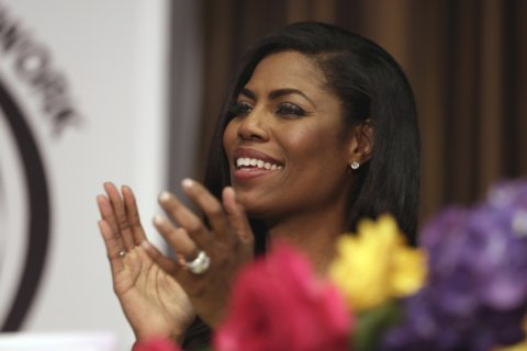 Does Omarosa now bow down to Trump after criticizing him?