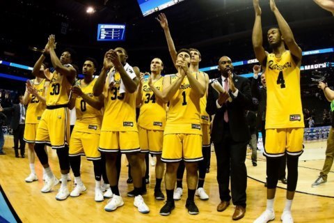 Between buzzer-beaters: Why UMBC was the only one ready for its success
