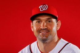 WEST PALM BEACH, FL - FEBRUARY 22:  Ryan Zimmerman #11 of the Washington Nationals poses for a photo during photo days at The Ballpark of the Palm Beaches on February 22, 2018 in West Palm Beach, Florida.  (Photo by Kevin C. Cox/Getty Images)