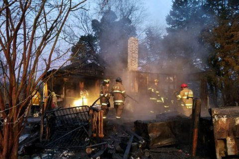 2 children killed in St. Mary's County house fire
