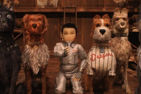 Movie Review: 'Isle of Dogs' is stop-motion catnip for Wes Anderson fans