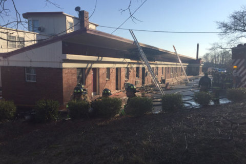 Fairfax City motel fire victim identified