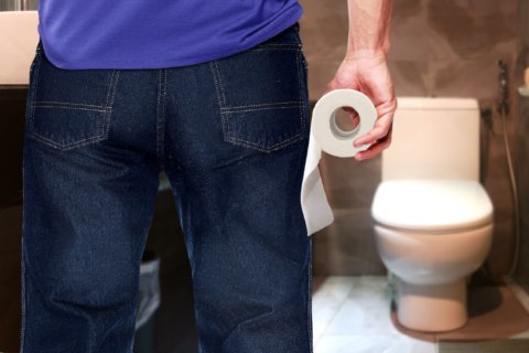 Could that hemorrhoid problem really be something else?