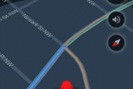 You will need the latest version of Google Maps to activate the Mario Kart feature this week. (Courtesy Google Maps)