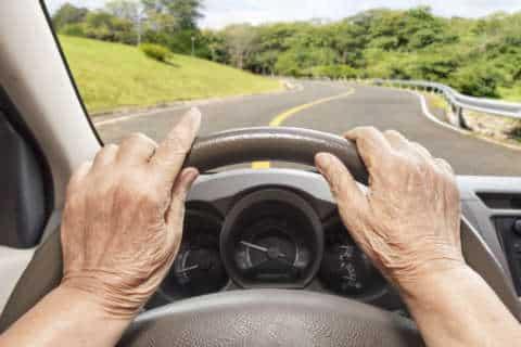 Growing number of fatal crashes involve older drivers