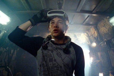 Movie Review: Steven Spielberg is magically meta in 'Ready Player One'