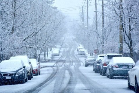 Winter weather advisory issued for western DC suburbs Friday morning