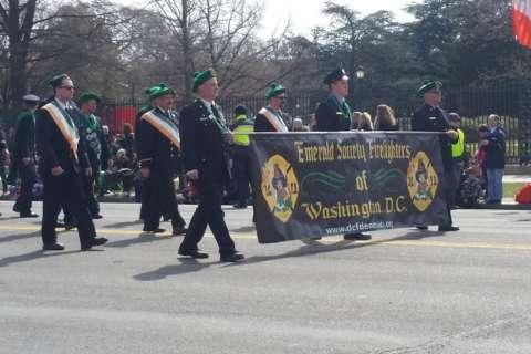 DC's St. Patrick's Day Parade celebrates Irish-American heritage