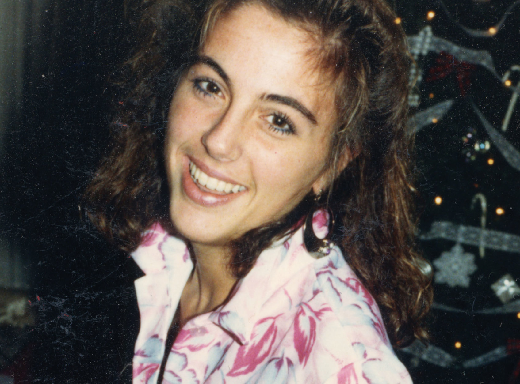 FILE - In this undated photo released by the Schindler family, Terri Schiavo is shown before she suffered catastrophic brain damage that lead to an epic legal battle that involved dozens of judges in numerous jurisdictions, including the U.S. Supreme Court. Terri Schiavo died in 2005. As Jeb Bush, then the Governor of Florida,  prepares for a likely presidential bid, one name seems destined to loom large over his potential campaign: Terri Schiavo. The battle over the fate of the brain-damaged woman from the Tampa Bay-area was a defining moment in Bush's governorship, and two events this week suggested that his controversial intervention to keep her alive will remain a political flashpoint. (AP Photo/Schindler Family Photo, File)  NO SALES
