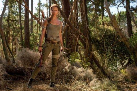 Movie Review: Vikander shines as 'Tomb Raider' recycles 'Last Crusade'