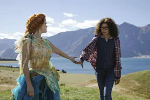Movie Review: 'A Wrinkle in Time' is a magical mixed bag