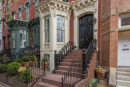 Ever wonder what's behind the brick in Georgetown's historic homes? See for yourself on April 28 at the 87th annual Georgetown House Tour. (Courtesy Georgetown House Tour)