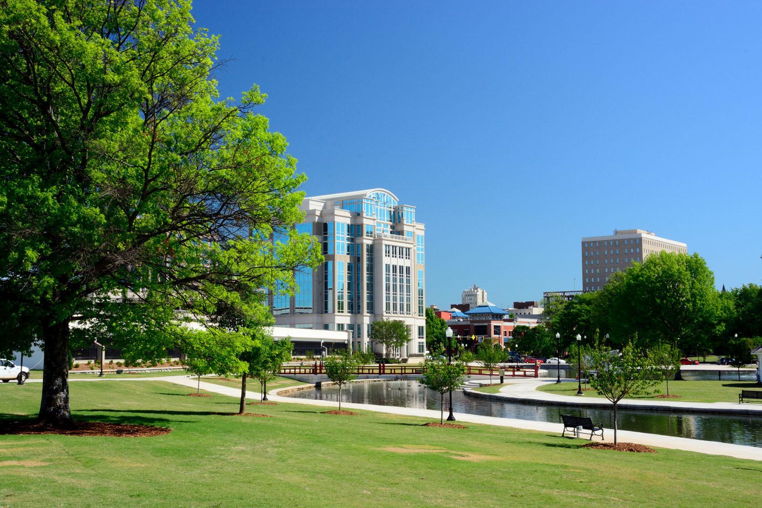 Big Spring Park in Huntsville. (Thinkstock)