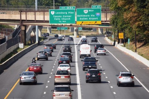 Solo drivers, take note: Va. aims to target HOV enforcement on I-66