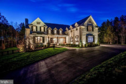 """Century 21 calls the property, which sits on three acres in the Creighton Farms subdivision in Leesburg, Virginia, an """"investor's dream."""" (Courtesy Century 21)"""
