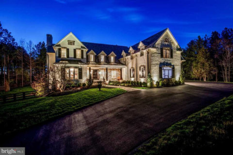 RGIII's Loudoun Co. mansion lists for nearly $2.7 million