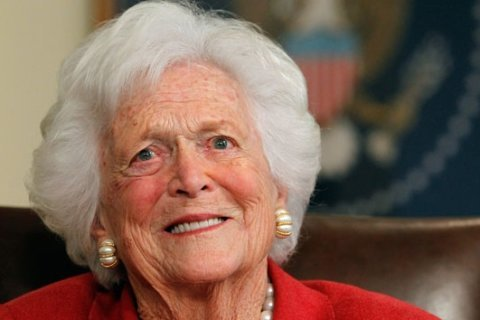 Watch: Funeral service for Barbara Bush