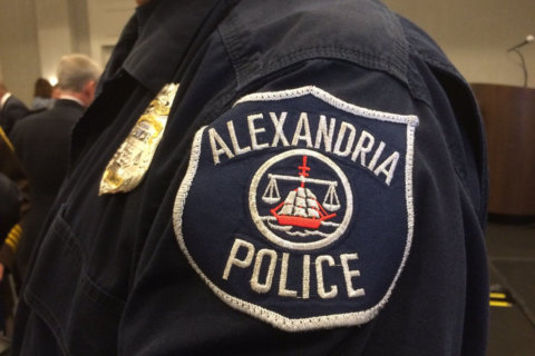 Alexandria police launch new campaign to keep officers safe on the road
