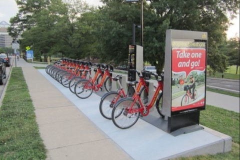 Capital Bikeshare coming to Roosevelt Island, Gravelly Point