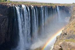Victoria Falls, Zambia-Zimbabwe border