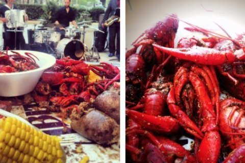 Bayou Bakery to hold annual crawfish boil this weekend