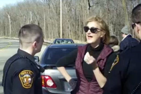 Ex-NJ commissioner apologizes after expletive-laced tirade to officers