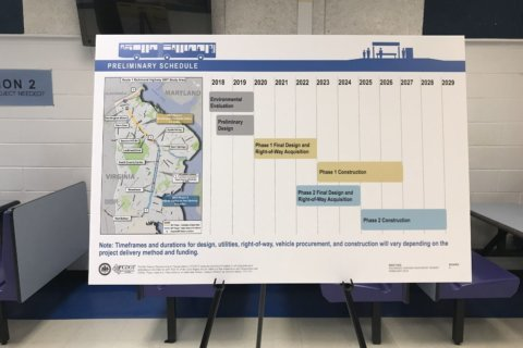 Plans for Richmond Highway includes widening, Bus Rapid Transit system
