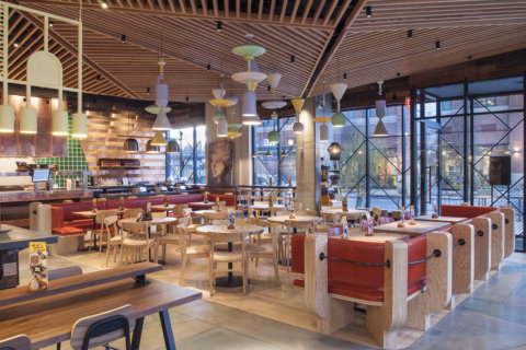 Pike & Rose gets Nando's Peri-Peri