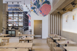 Among //3877's many projects: D.C.'s Momofuku and Milk Bar space (1090 I Street NW). (Courtesy of //3877; photo by Gabriele Stabile)