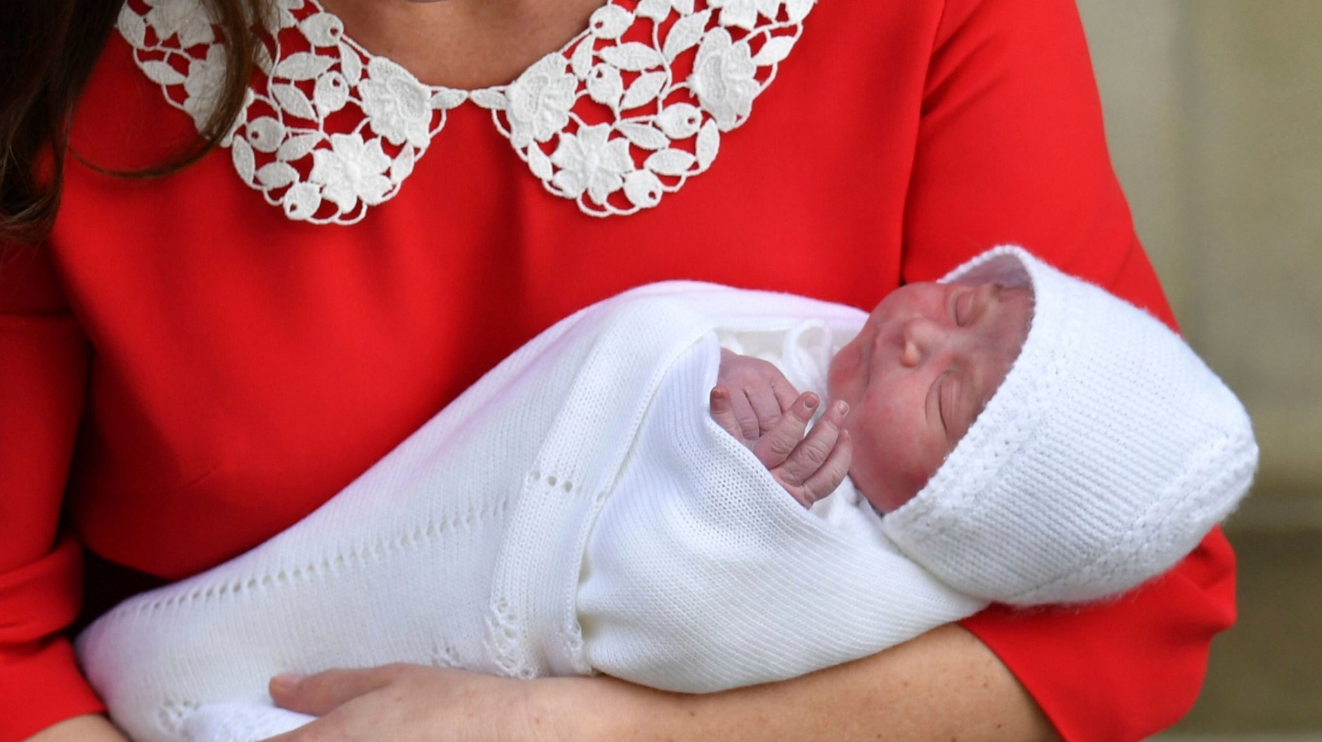 Britain S New Prince Is Named Louis Arthur Charles Wtop