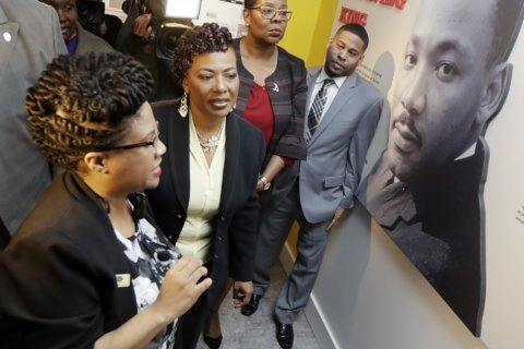Bernice King discusses her father, his legacy in Memphis