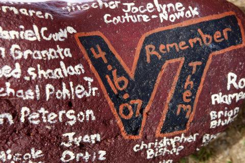 Annual run honors Virginia Tech shooting victims