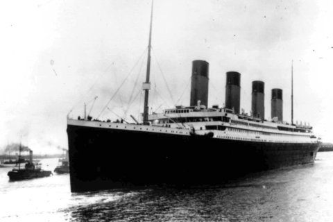 Titanic disaster still influences shipping lanes more than 100 years later