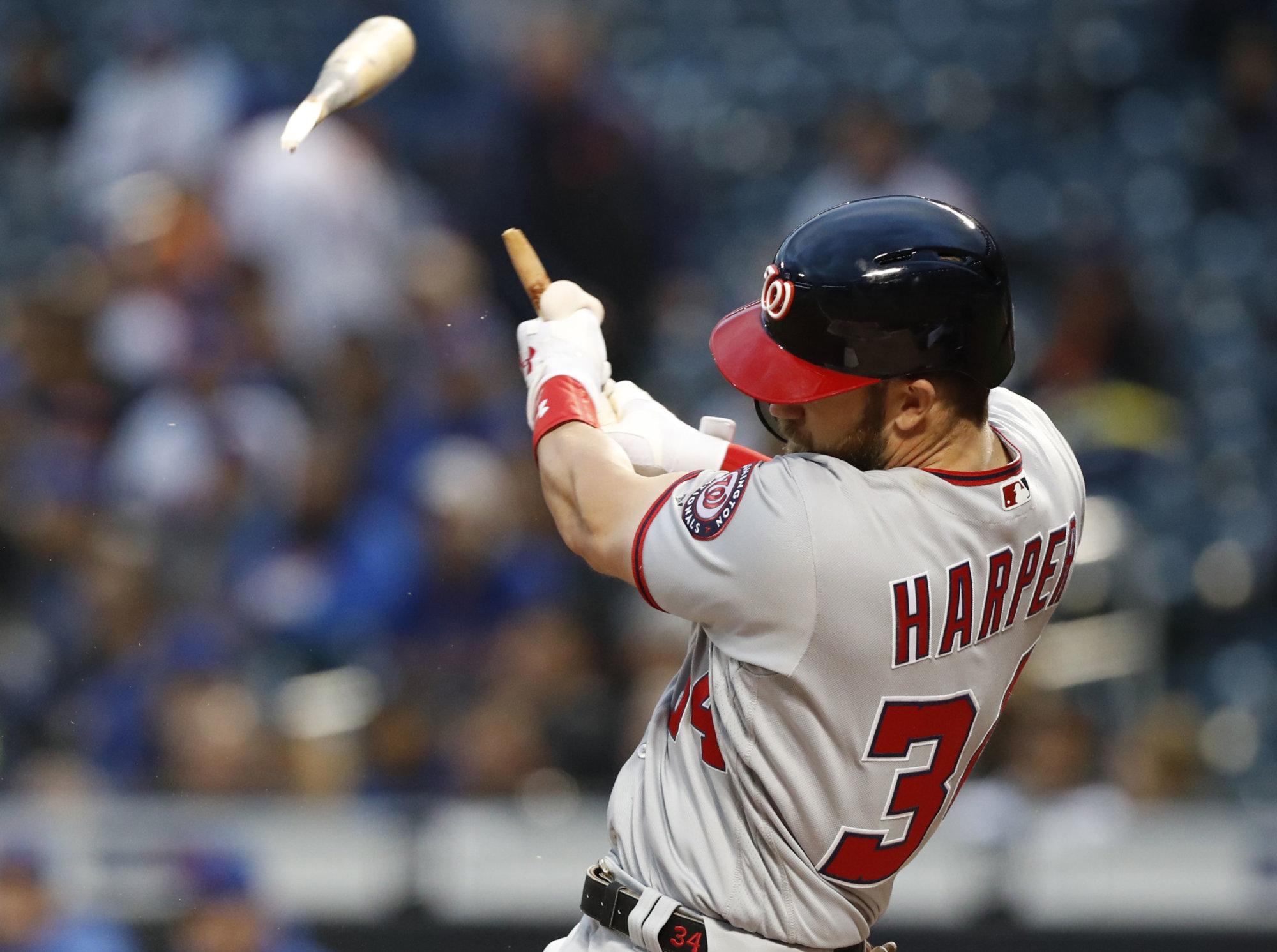 Bryce Harper Swing
