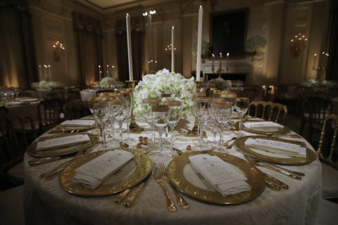 PHOTOS: 1st State Dinner of the Trump presidency