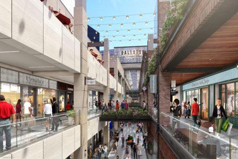 Ballston Quarter's latest list of retailers leans local