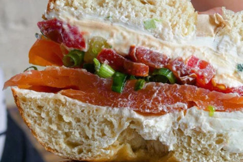 Call Your Mother brings bagels, deli sandwiches, supper to DC