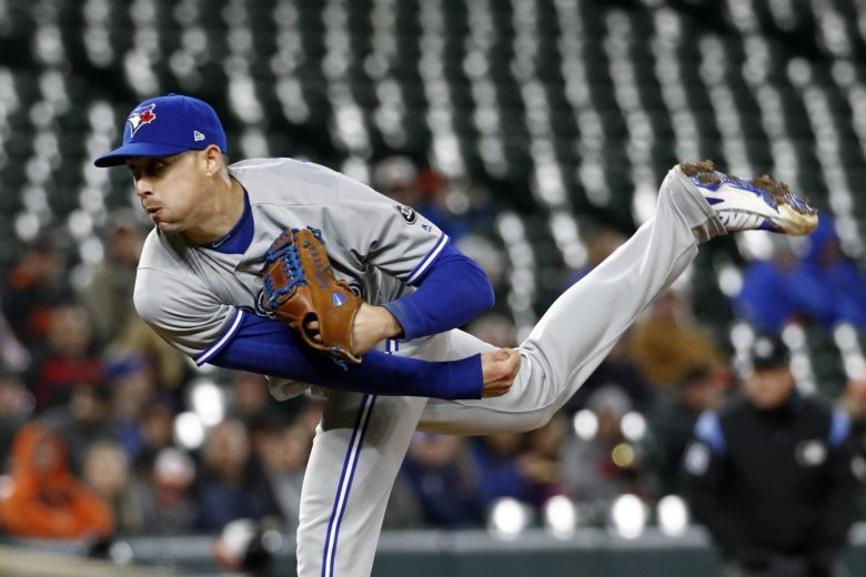 The Mitchell Report: Sanchez dazzles as Jays down Orioles