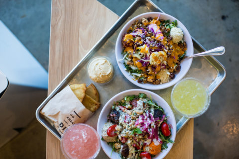 Fast-growing Cava opens in Ballston Friday