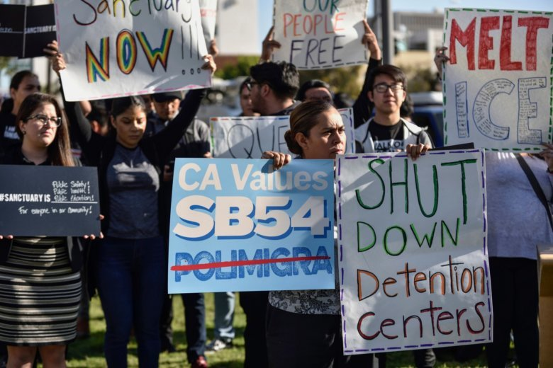 Los Alamitos' Sued Over Anti-Sanctuary Law