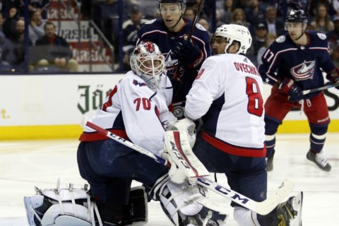 Capitals upbeat after double OT win: 'It's a different series now'
