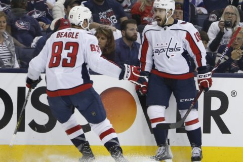 NHL announces dates for Capitals-Penguins second-round series