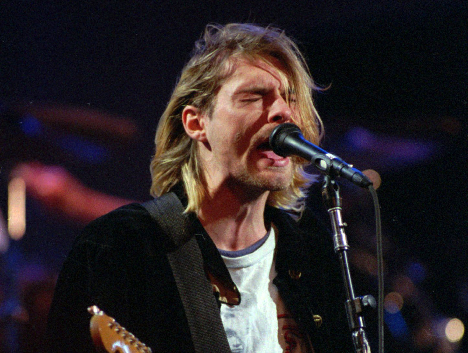 Kurt Cobain Died 25 Years Ago Today A Fan Recalls Seeing Nirvana