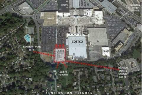 Md. court blocks Costco's effort to build Wheaton gas station
