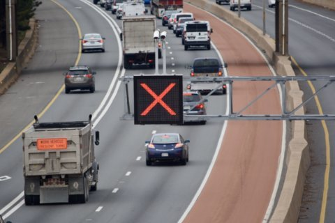 I-66 Express Lanes lead to more congestion, citations for some drivers