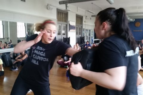 Self-defense seminar empowers women, raises money for sex assault victims
