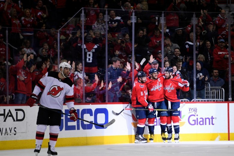 945ead947e8 Washington will face Blue Jackets in 1st round of NHL playoffs