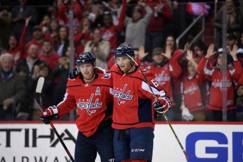 Capitals will be missing key cog in Game 1 vs. Columbus